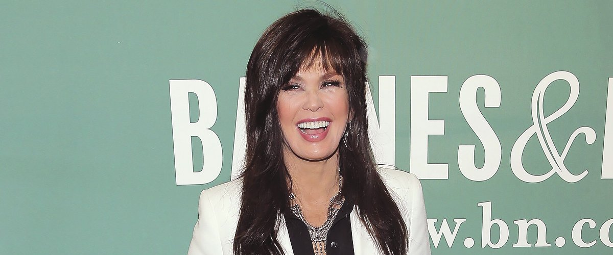 Marie Osmond Is Proud of How Her Son Matthew Is Grown, Sharing Sweet Family Pics
