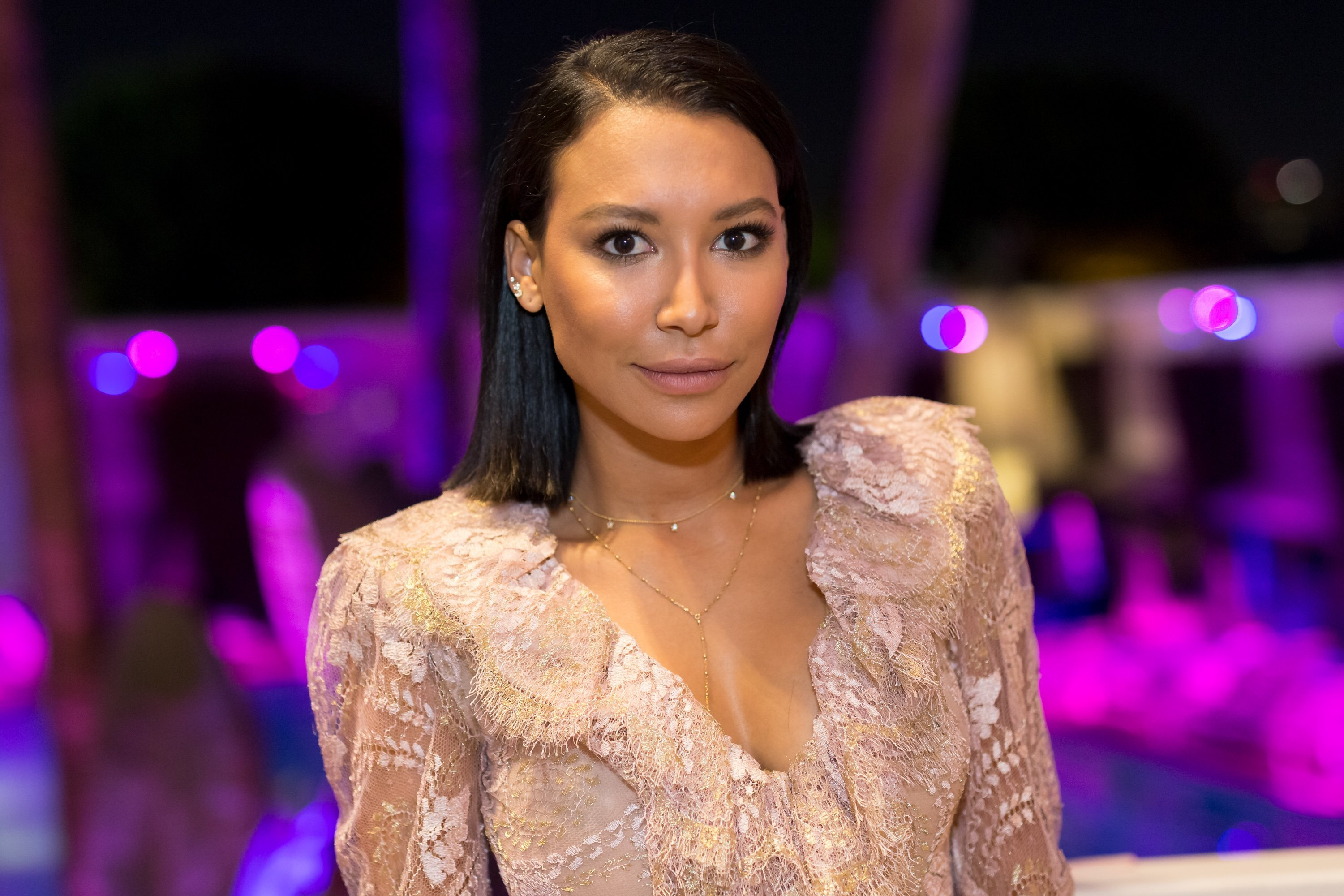 Naya Rivera poses during the Point Honors Los Angeles at The Beverly Hilton Hotel on October 7, 2017 in Beverly Hills, California. | Source: Getty Images