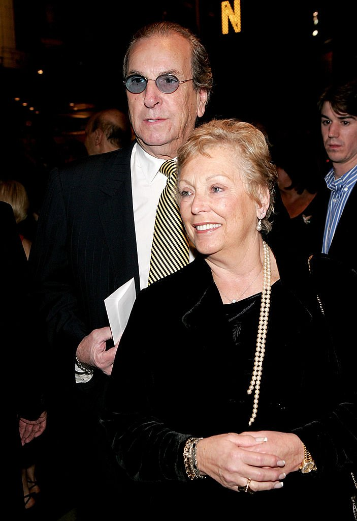 Danny and Sandy Aiello. I Image: Getty Images.