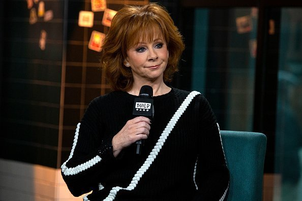 Reba McEntire visits Build Studio in New York City on February 20, 2019 | Photo: Getty Images