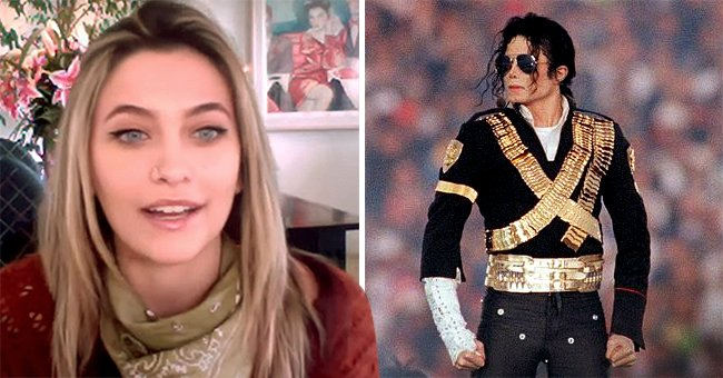 Paris Jackson Talks about Her Late Father Michael Jackson in a Rare Interview