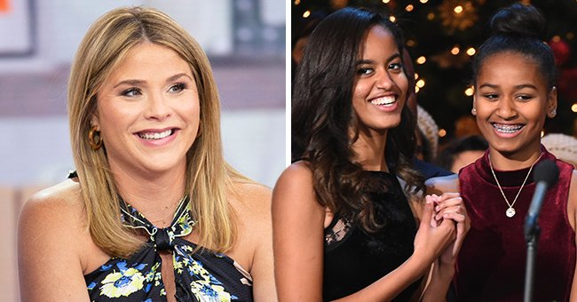 Here's Why Jenna Bush Hager Is Proud of Former First Daughters, Malia & Sasha Obama