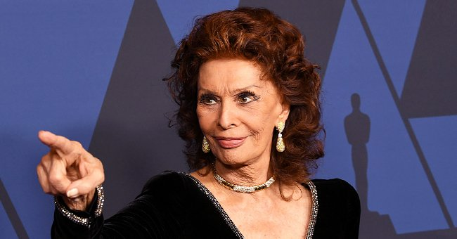 Hollywood Legend Sophia Loren, 86, Makes Film Return after 11-Year Absence with 'The Life Ahead'