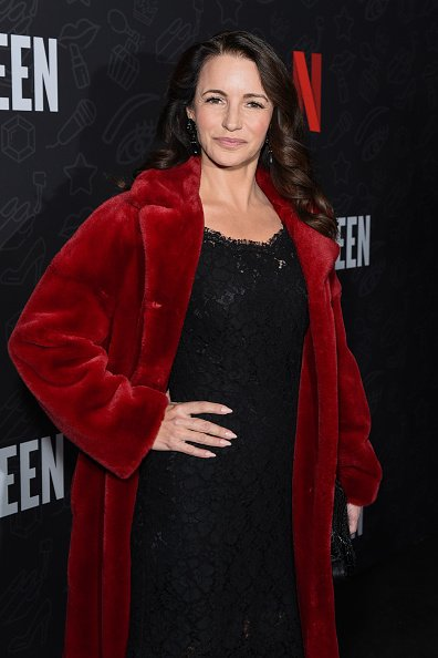 Kristin Davis at the Egyptian Theatre on January 09, 2020 in Hollywood, California. | Photo: Getty Images