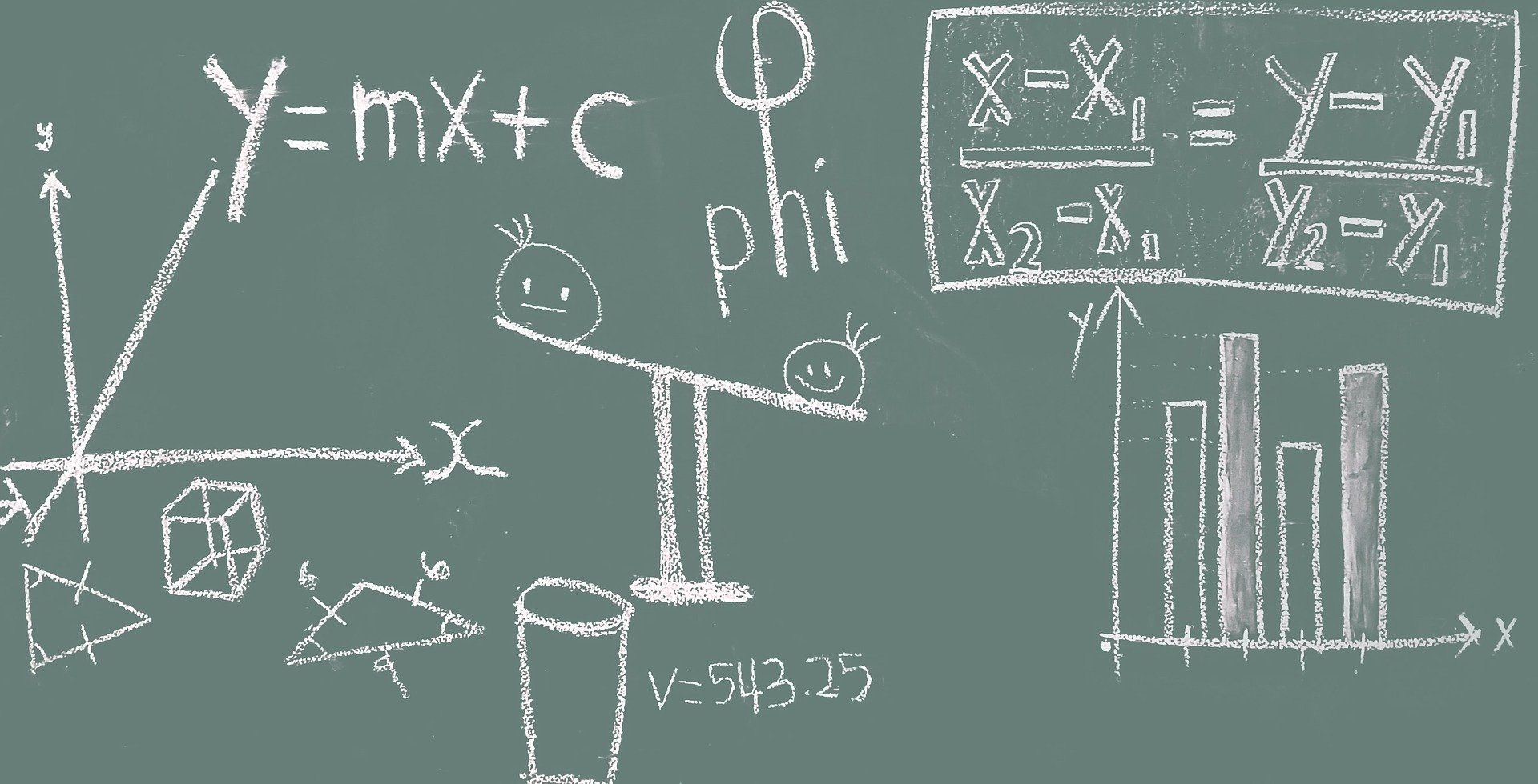 The academics were trying to figure out the math problem. | Photo: Pixabay/Chuk Yong