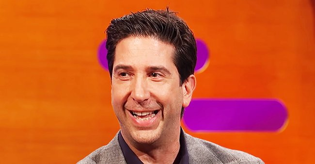 Here's What David Schwimmer Had to Say about the Highly Anticipated 'Friends' Reunion