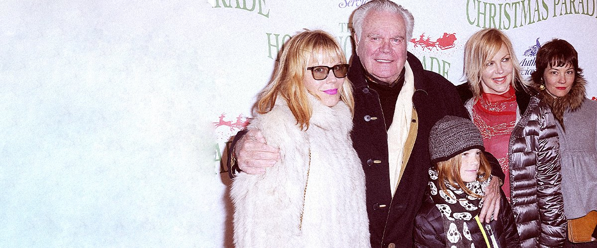 Meet Robert Wagner's 2 Biological Daughters — Courtney Was 7 When Natalie Wood Passed Away