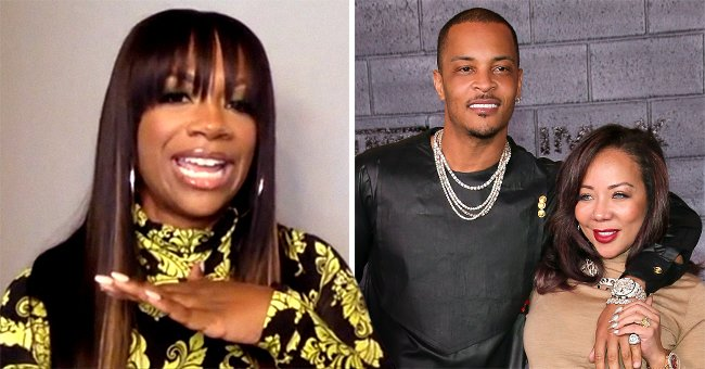RHOA Star Kandi Burruss Speaks Out about Her Friends Tiny & TI's Sexual Abuse Scandal