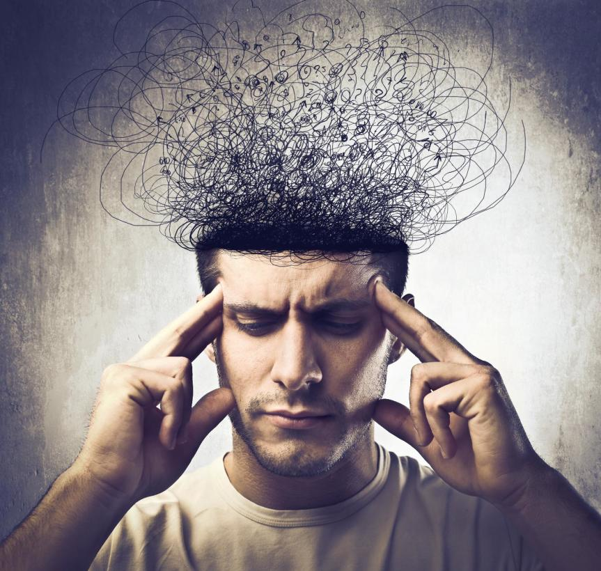 Hombre pensativo. | Foto: Shutterstock