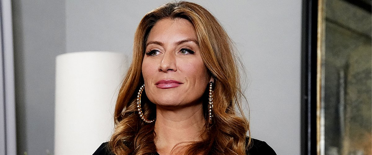 """TV star, Genevieve Gorder on """"Baby, Bedroom or Bust"""" Episode 102 on November 15, 2018 