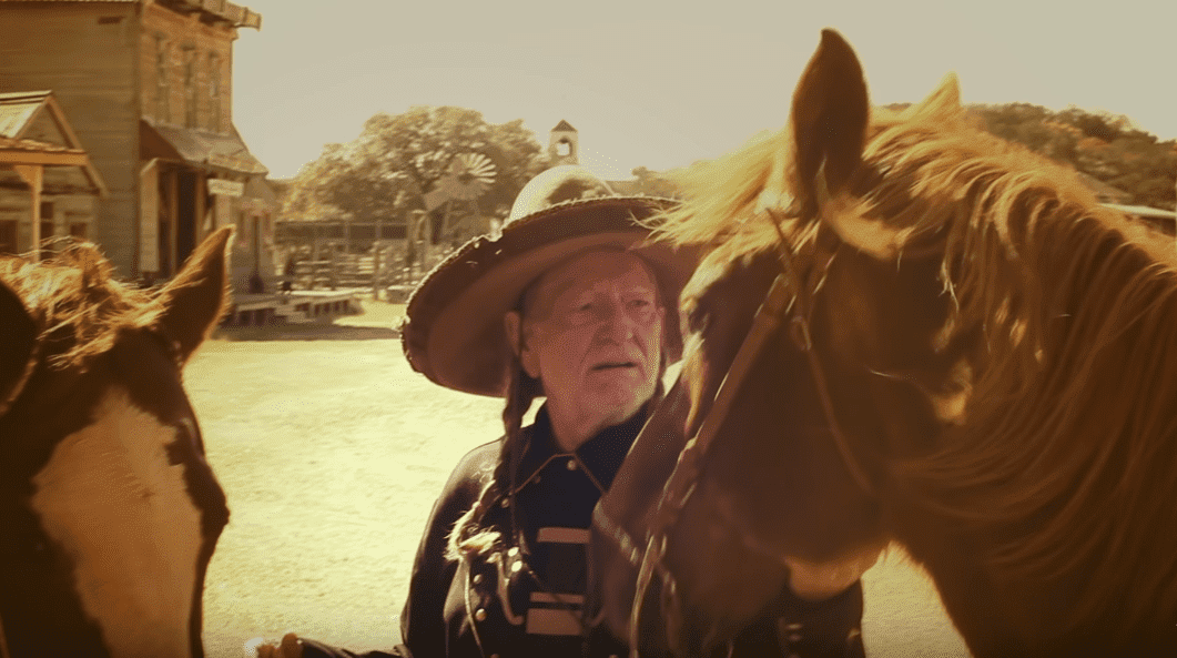 Willie Nelson at Luck Ranch in Spicewood, Texas | Photo: YouTube/WillieNelson