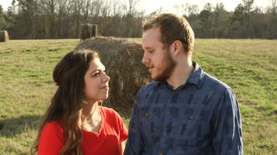 Lauren Swanson and Josiah Duggar got candid about their relationship in an interview | Photo: YouTube/Entertainment Tonight