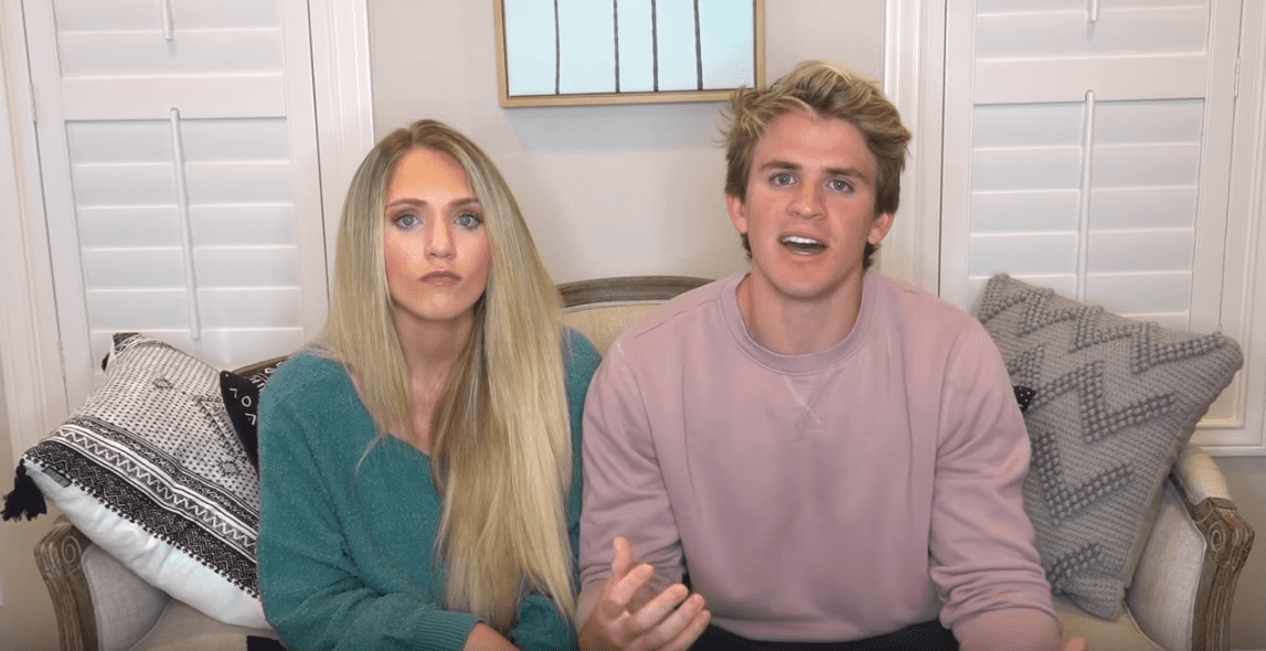 YouTube vloggers Cole and Sav LaBrant addressing all the hate they've received | Photo: YouTube/The LaBrant Fam