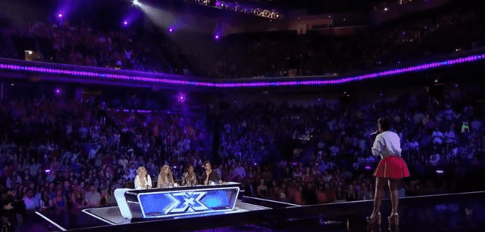 Source: YouTube / The X Factor USA