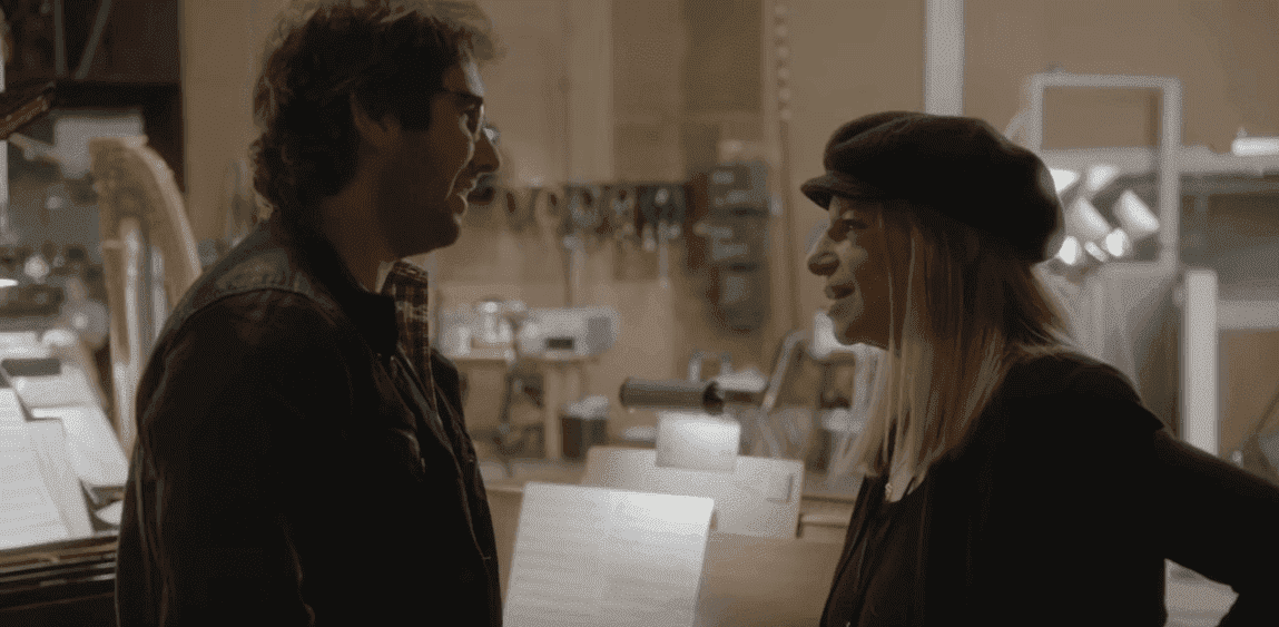 "Music video by Barbra Streisand performing ""Somewhere"" with Josh Groban. 