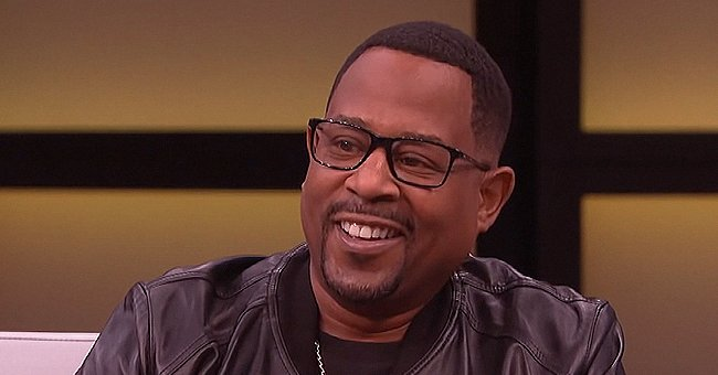 Martin Lawrence's Daughter Jasmin Shows Her Seductive Legs in a White SKIMS Ensemble (Photos)