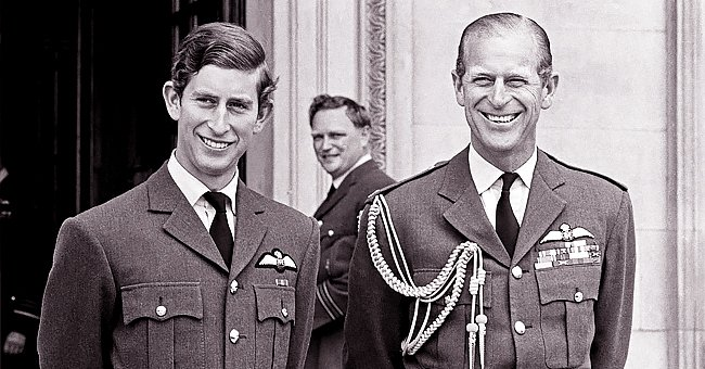 Prince Charles Posts a Touching Slideshow in Honor of His Father the Late Prince Philip