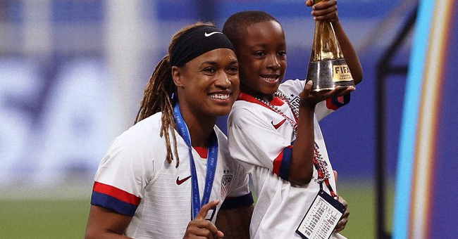 Jessica McDonald, the Only Mom on US Women's Soccer Team, Dedicated Win to Son