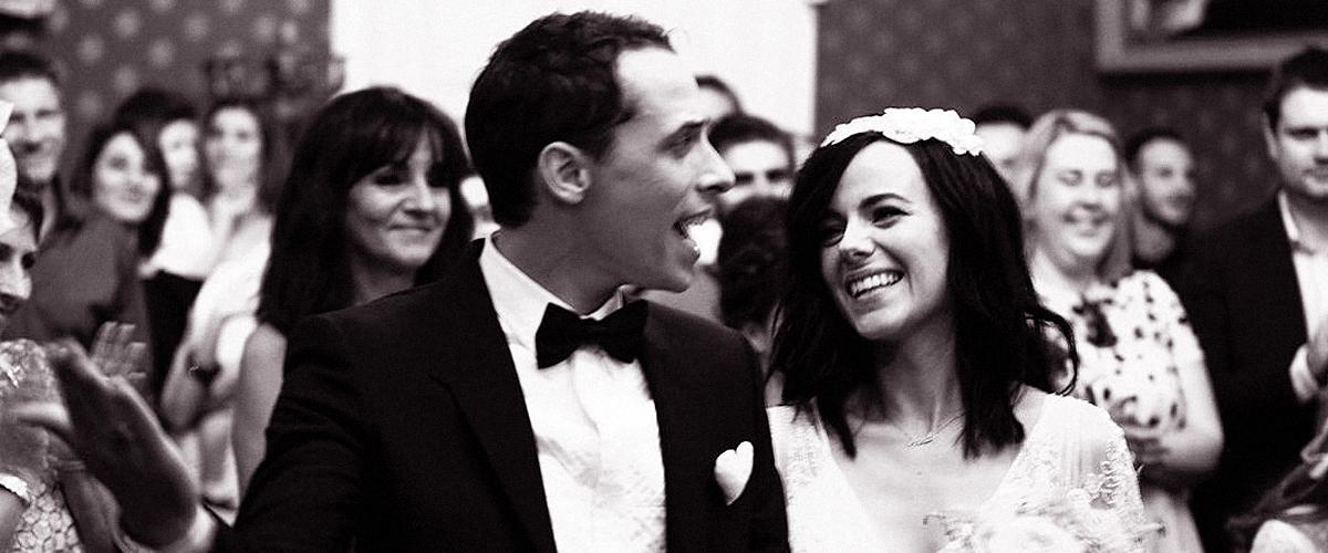 Alizée, une mariée heureuse !