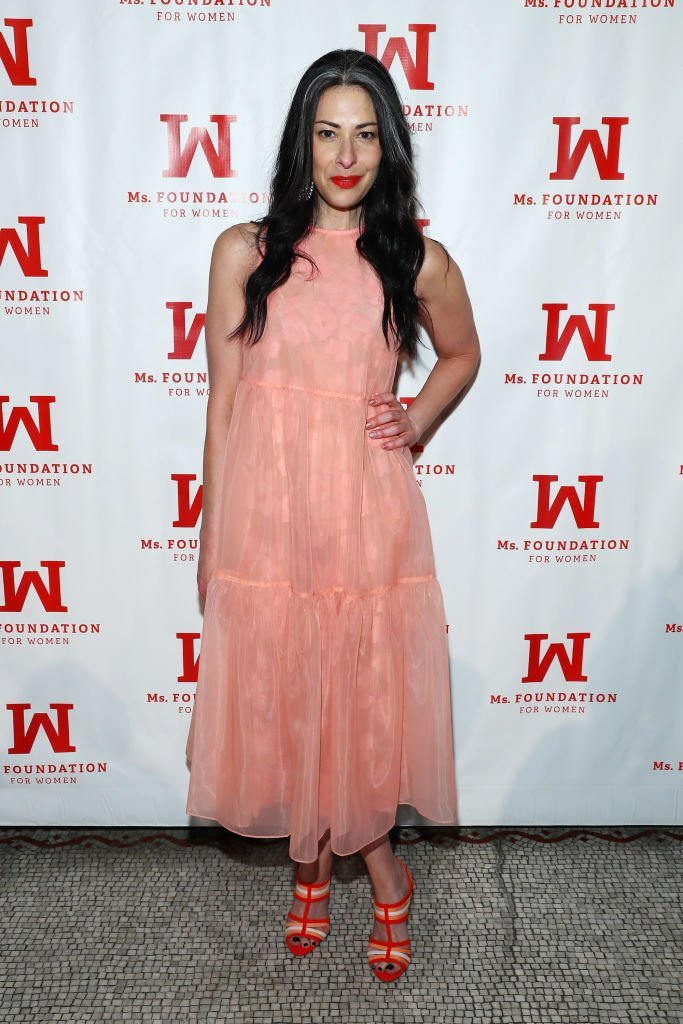 Stacy London attends the Ms. Foundation 30th Annual Gloria Awards | Getty Images