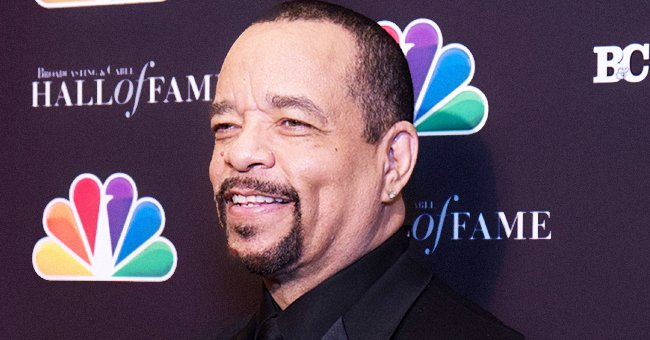 Ice-T's Wife Coco Poses with Their 4-Year-Old Daughter Chanel in a Pilot Cabin in Recent Photos