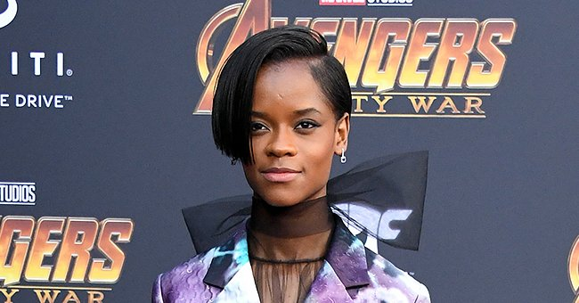 """Letitia Wright at the premiere of  """"Avengers: Infinity War"""" on April 23, 2018 in Los Angeles, California   Photo: Getty Images"""