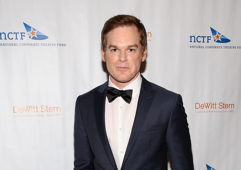 Michael C. Hall on April 13, 2015 in New York City   Photo: Getty Images