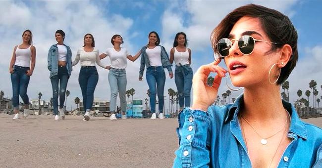 Alejandra Espinoza: conoce a las cinco hermanas de la hermosa presentadora