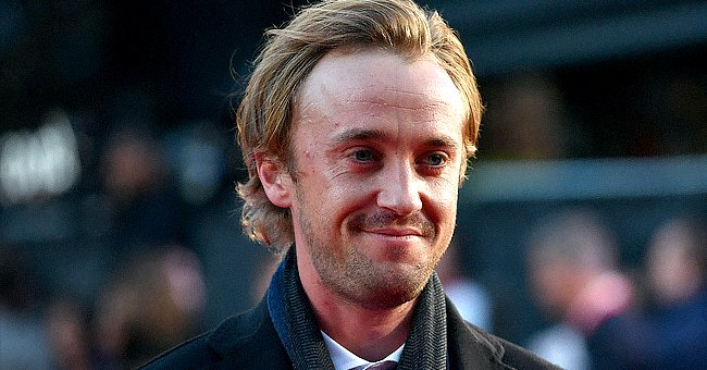 'Harry Potter' Star Tom Felton Recalls Being Terrified Working with Late Co-star Alan Rickman