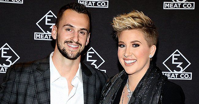 Savannah Chrisley and Fiancé Nic Kerdiles Pose Together in a Sweet Throwback Snap