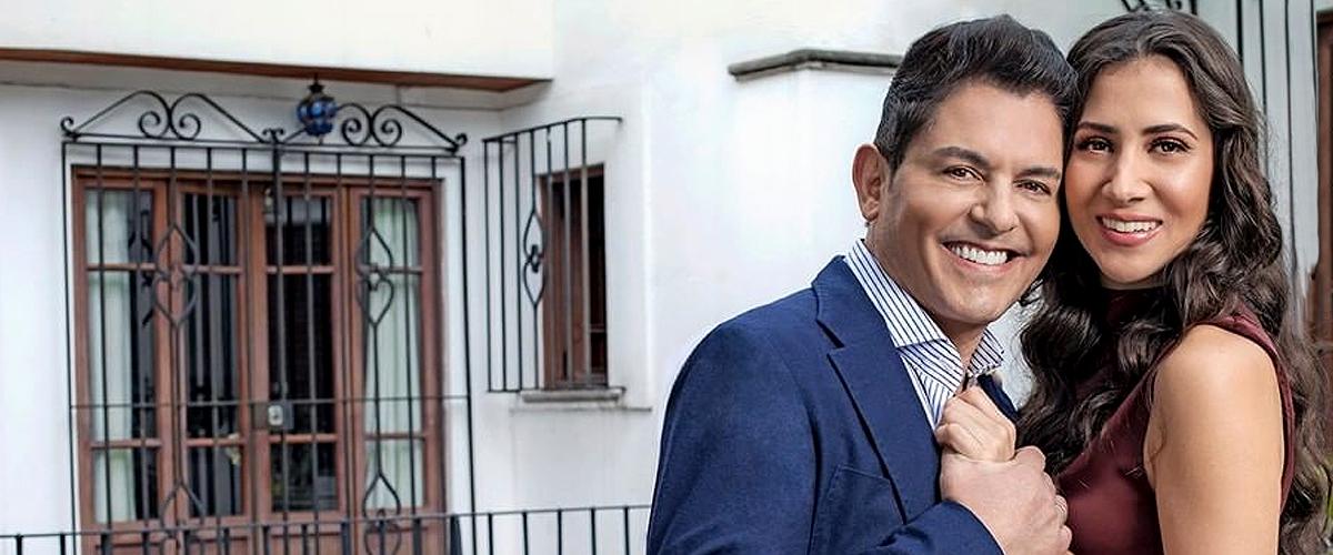 Paty Rodríguez La Esposa Del Actor Ernesto Laguardia Quien