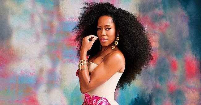 Regina King from 'Watchmen' Looks Fabulous at 48 as She Flaunts Curves in Floral Dress for Essence Cover Shoot