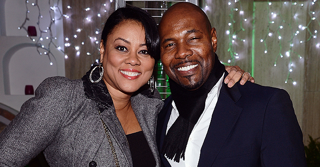 Antoine Fuqua's Wife of 20 Years Lela Rochon Hangs out with Friends after Nicole Murphy Drama