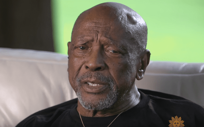 Louis Gossett Jr. in an interview with CBS Sunday Morning show on Jul 19, 2020. | Photo: YouTube/CBS Sunday Morning