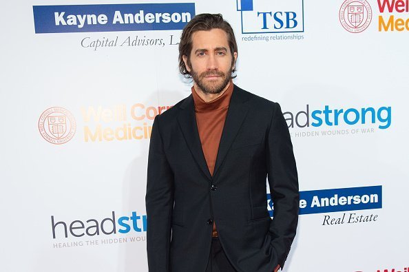 Jake Gyllenhaal attends the 7th Annual Headstrong Gala at Pier Sixty on October 17, 2019 | Photo: Getty Images