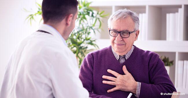 Ce vieil homme a étonné le docteur avec son état de santé