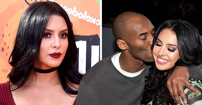Kobe Bryant's Wife Vanessa Finds Card Husband Wrote Her before His Death