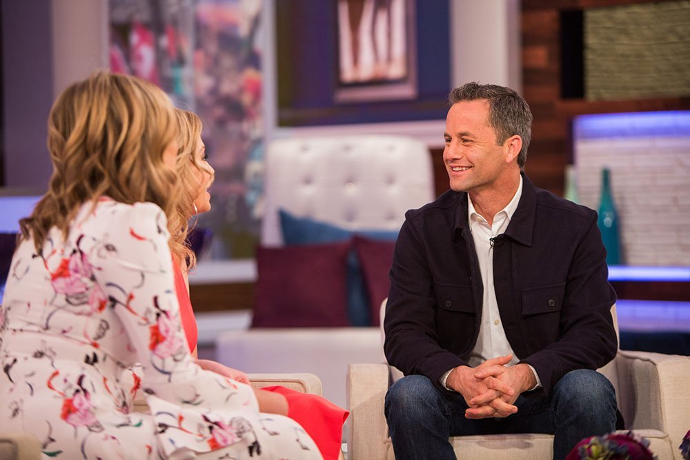 """Kirk Cameron interviewed in """"Today"""" in 2018. I Image: Getty Images."""