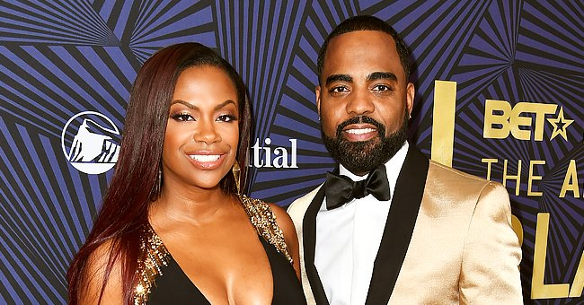 Kandi Burruss' Stepdaughter Kaela Poses In a Brown Top & Matching Tight Pants in New Pics