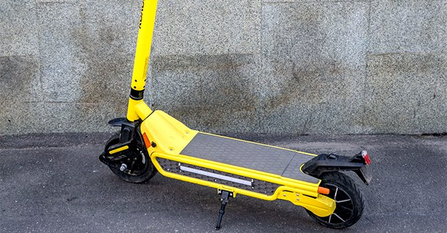 Man Arrested in California after His Electric Scooter Collided with a 91-Year-Old Man and Killed Him