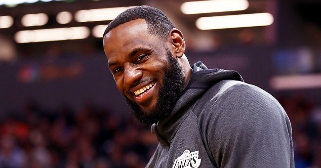 LeBron James Surprises Students at His I Promise School with Ride on the Polar Express