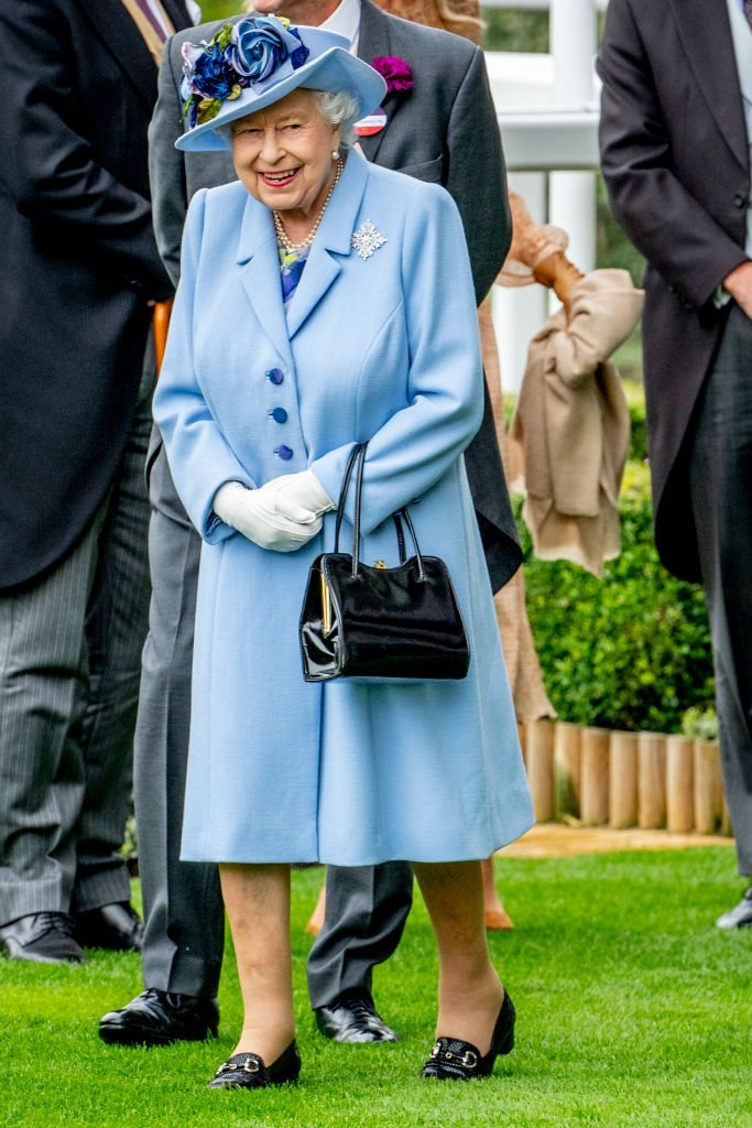 Queen Elizabeth II on day one of Royal Ascot at Ascot Racecourse | Photo: Getty Images