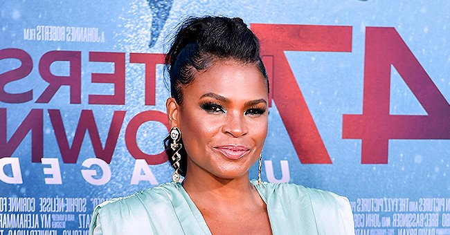 Nia Long from 'The Best Man' Shares Adorable Photo of Younger Son Kez at a Basketball Game and They Look Alike