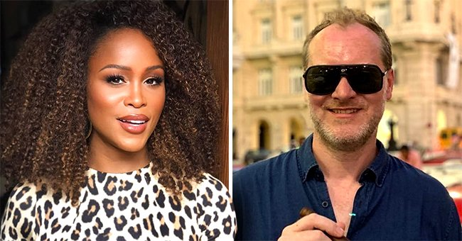 See Rapper Eve's Tribute to Husband Maximillion Cooper on His 48th Birthday