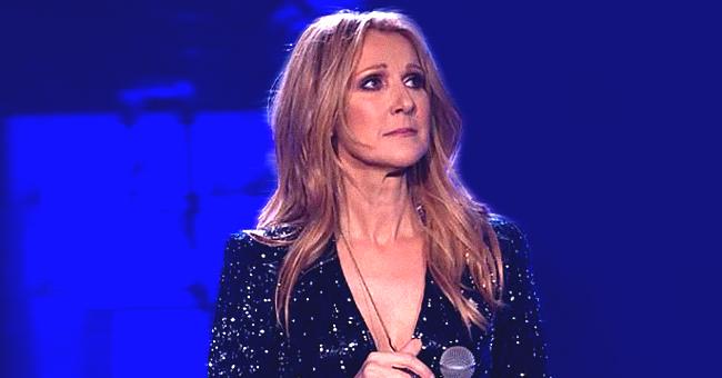 En deuil, Céline Dion trouve à peine la passion de chanter