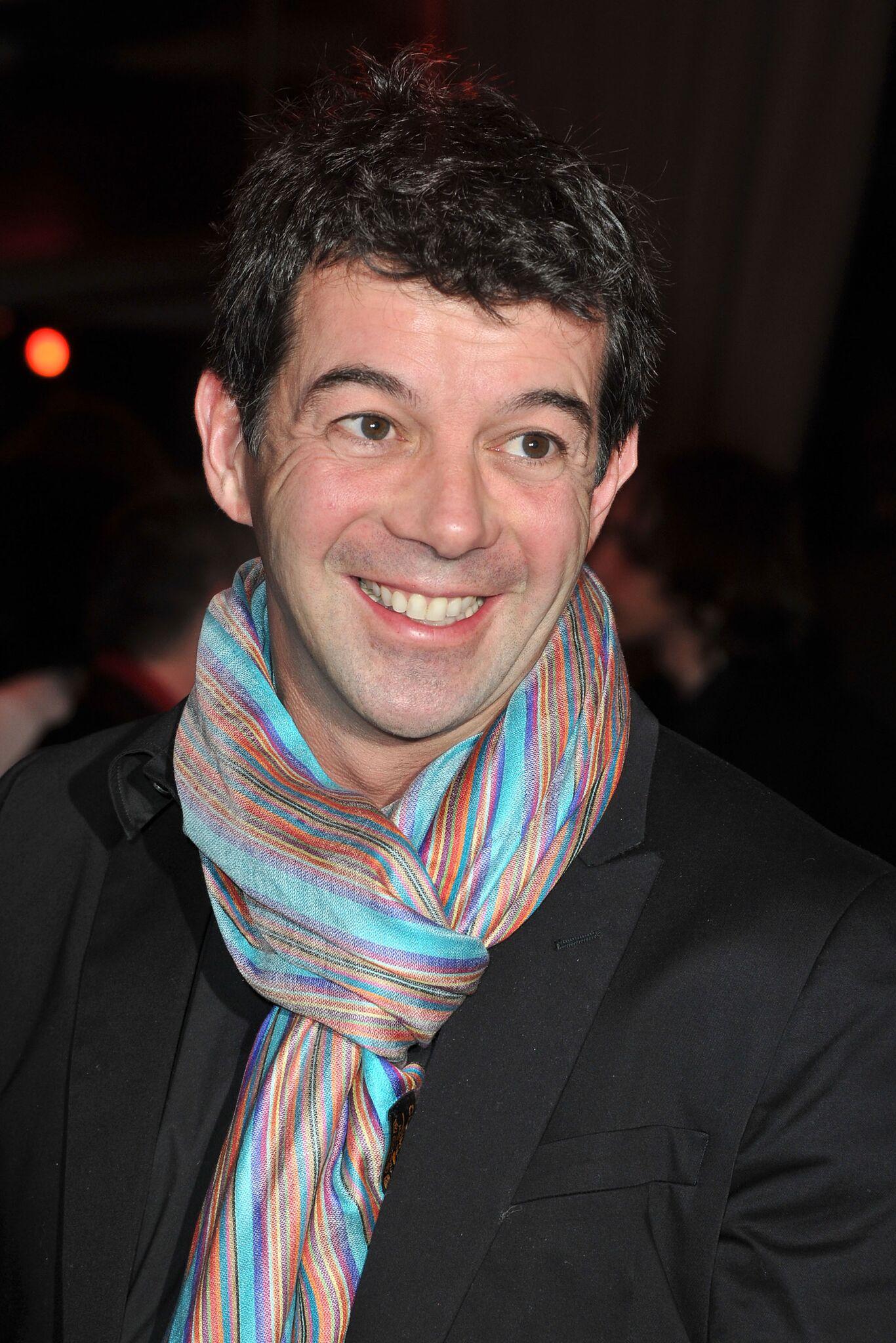 Le présentateur Stéphane Plaza. l Source : Getty Images