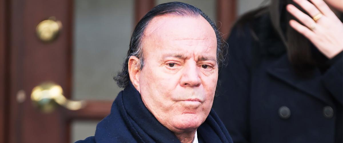 Julio Iglesias es el padre de Javier Santos, según la justicia