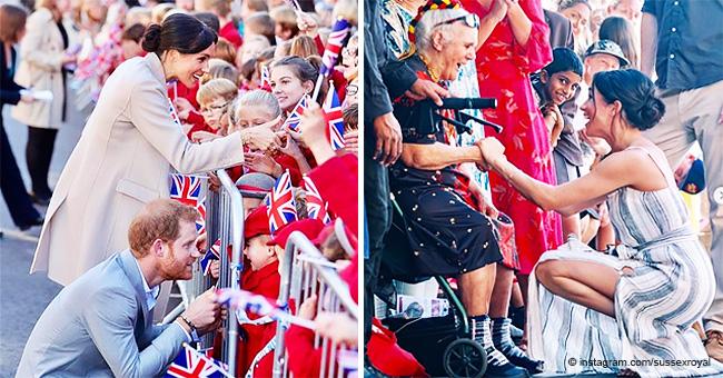 Meghan Markle y el príncipe Harry comparten sus propias fotos íntimas y los fans se vuelven locos