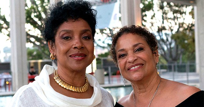 Phylicia Rashad Shows Resemblance to Sister Debbie Allen in a Beautiful Snap Posing in Dresses