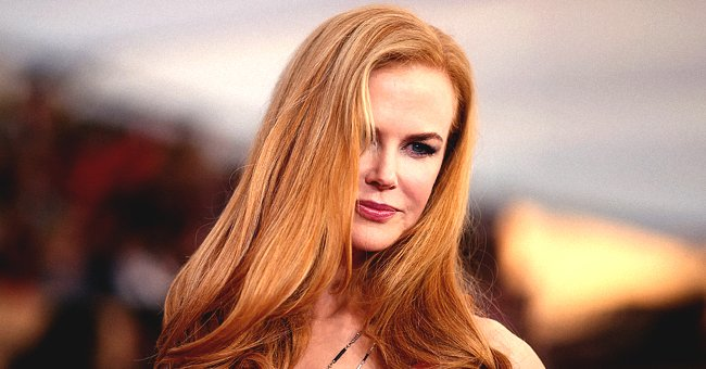 Nicole Kidman from 'Big Little Lies' Shares Rare Photo with Her Daughter Sunday Rose